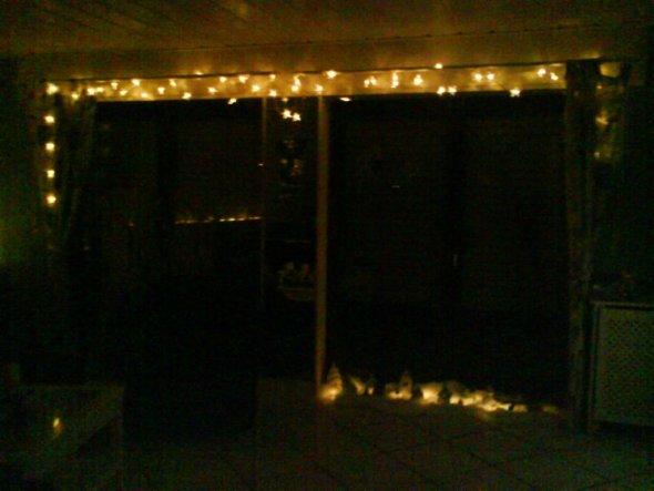 Weihnachtsdeko 'Weihnachtsstimmung'