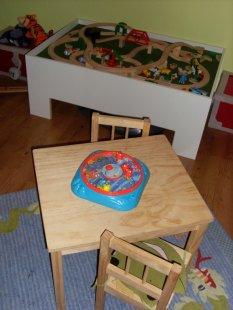 Das Kinderzimmer meines Sohnes