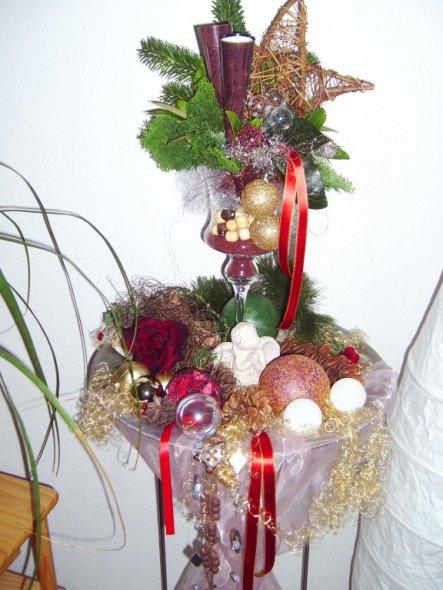 Deko 'Weihnachten 2008'