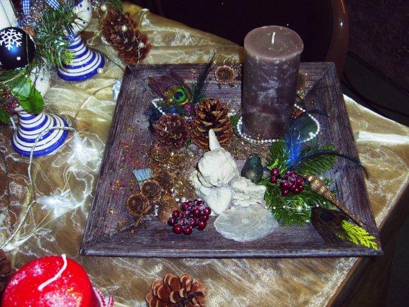 Weihnachtsdeko 'Weihnachtsausstellung 2011'