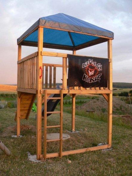Garten 'Spielturm'