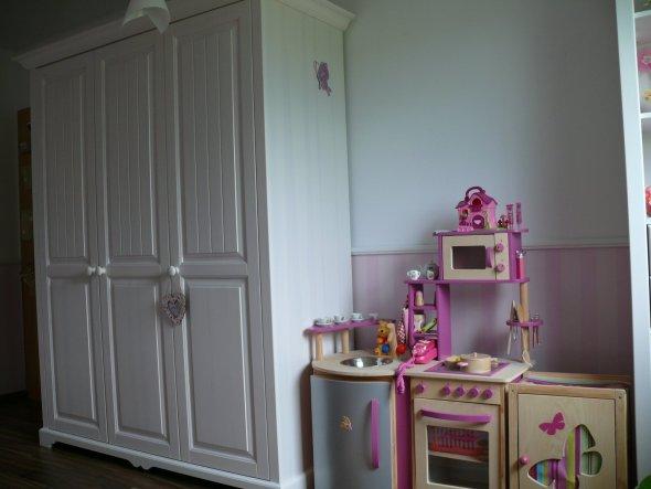 Kinderzimmer 'Prinzessinzimmer'