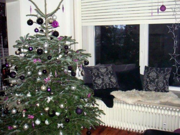 Weihnachtsdeko 'wohnen zu weihnachten'