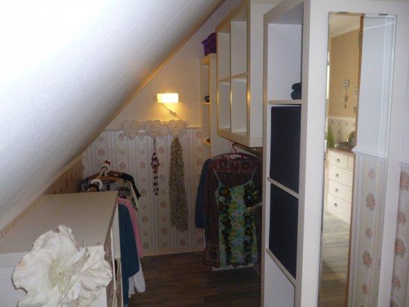 Schlafzimmer 'Kuschelzimmer'