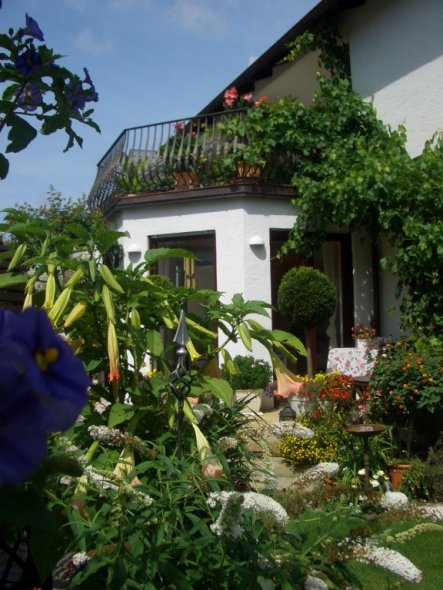 Terrasse / Balkon 'Terrasse Ostseite'