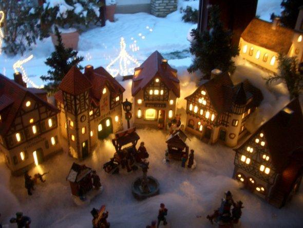 Weihnachtsdeko Weihnachtsdorf.Weihnachtsdeko Unser Reich Von Angelika1 16736 Zimmerschau
