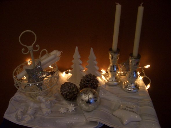 Weihnachtsdeko 'Weihnacht 2011'