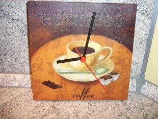 Tipp & Trick 'Kaffee-Uhr'