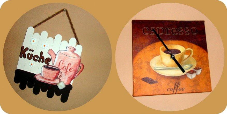 Küche 'Coffeetime'