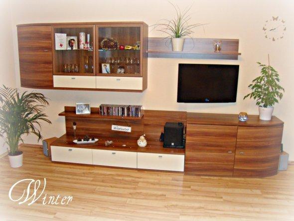 Wohnzimmer 'Wohlfühlraum'