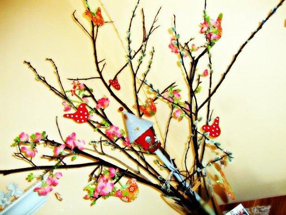 Deko 'Frühling und Ostern '