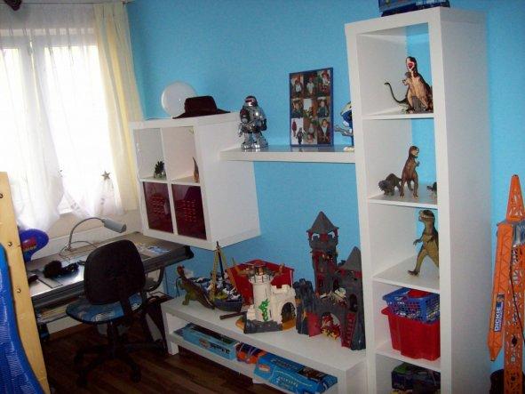 Kinderzimmer mein domizil von larsnilsmam 15205 zimmerschau - Jugendzimmer zwillinge ...