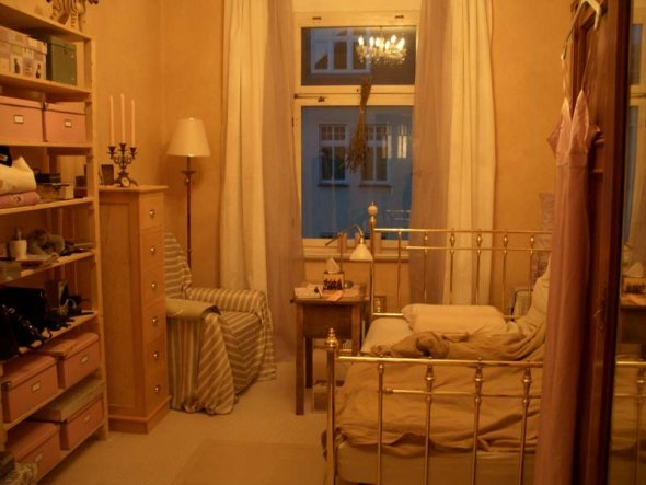 schlafzimmer 'mein altes schlafzimmer' - mein buntes nest, Schlafzimmer entwurf