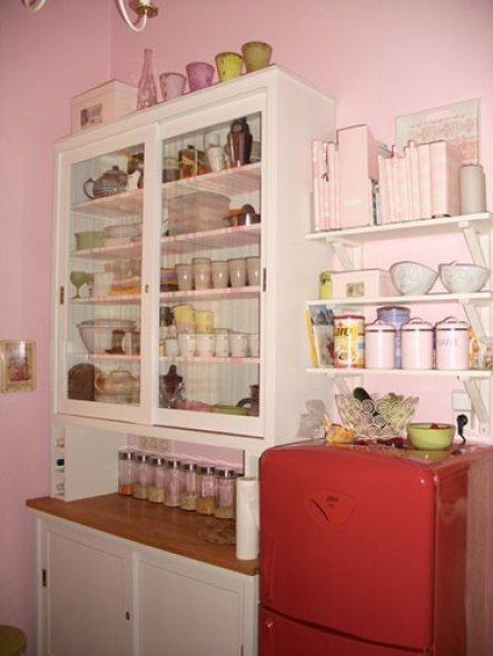 Küche 'Meine kleine rosa Küche' - Mein buntes Nest - Zimmerschau
