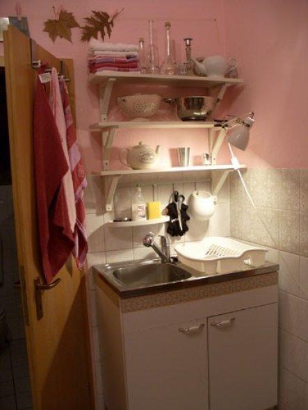 Küche 'Meine kleine rosa Küche'