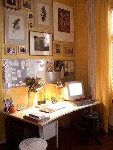 Arbeitszimmer / Büro 'Meine Arbeitsecke'