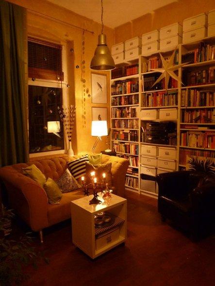 Wohnzimmer 'Wohnzimmer' - Mein buntes Nest - Zimmerschau