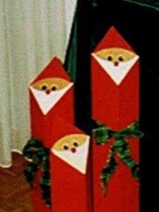 Tipp & Trick 'Weihnachtsmänner - selbstgemacht'