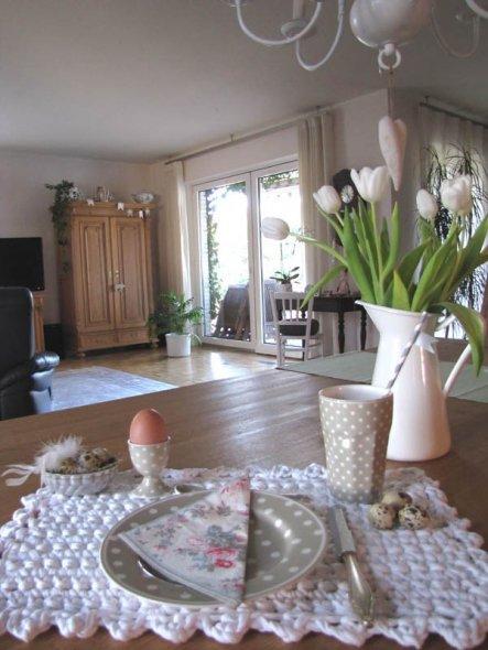wohnzimmer 39 hier wird gewerkelt 39 engelchens welt zimmerschau. Black Bedroom Furniture Sets. Home Design Ideas