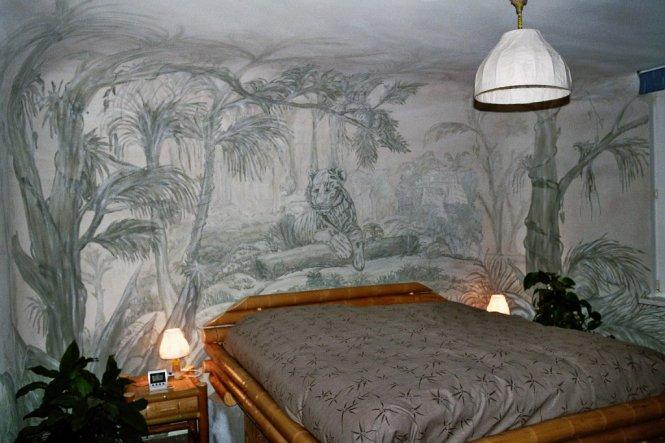 Schlafzimmer 'Zuhause'