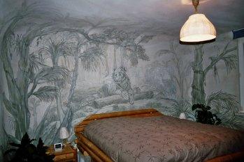 Exotisch 'Zuhause'