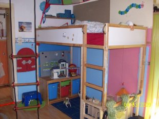 Kinderzimmer Leon