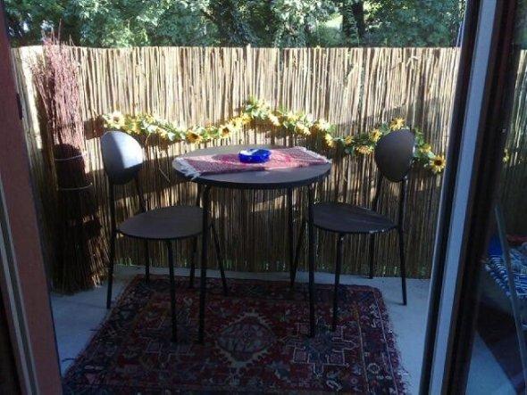 Garten 'balkon'