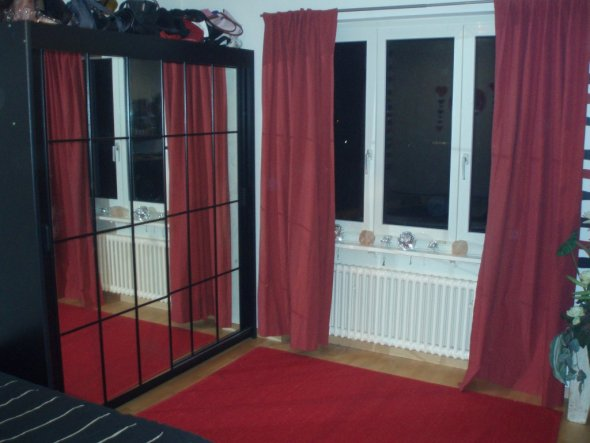 schlafzimmer 39 neues schlafzimmer 39 alte wohnung zimmerschau. Black Bedroom Furniture Sets. Home Design Ideas