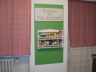 Küche etwas verändert