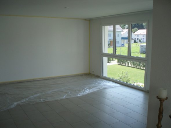 Trendy Im Wohnzimmer Rechts Angrenzend Ist Unser Balkon Von With 20 Qm Einrichten