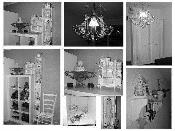 Wohnzimmer 'mein Ankleidezimmer'