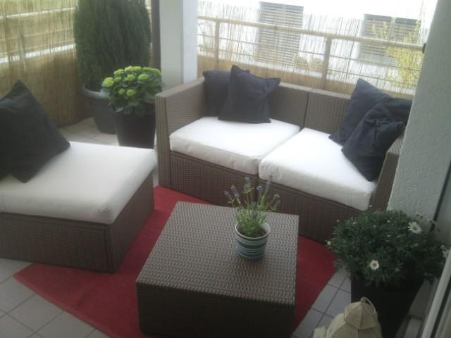 Terrasse balkon 39 chill grill 39 alte wohnung 2 for Gartengestaltung chillecke