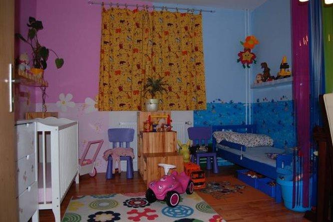 Kinderzimmer 'Kinderzimmer der beiden Kleinen'