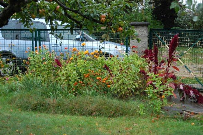 Garten 'Außenansicht Laube'
