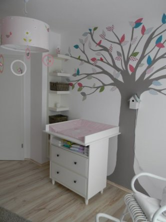 Kinderzimmer 39 warten auf madame klitzeklein - Babyzimmer einrichten ideen ...