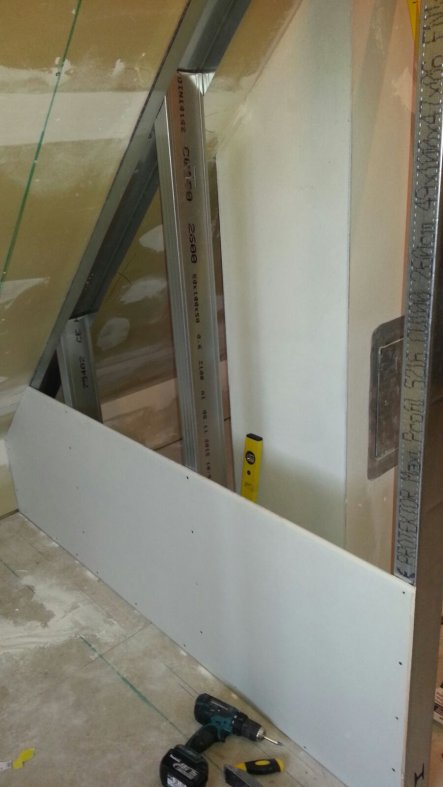 Kinderzimmer 'Projekt Dachboden '