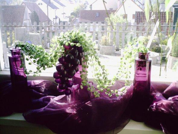 Wohnzimmer 'gemütlichkeit am tisch'