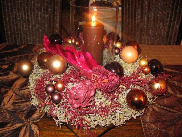 Weihnachtsdeko 'adventstimmungen'