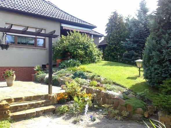Garten 'Geliebtes Heim'