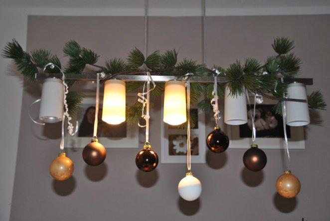 Weihnachtsdeko unsere wohnung von bestija 25463 zimmerschau - Weihnachtsdeko wohnung ...