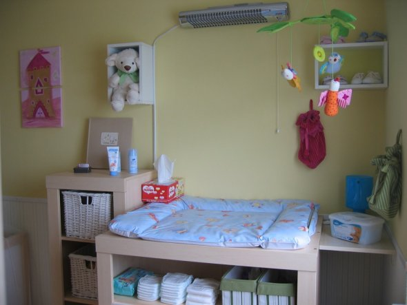 Kinderzimmer 'Sophia´s kleines Reich'