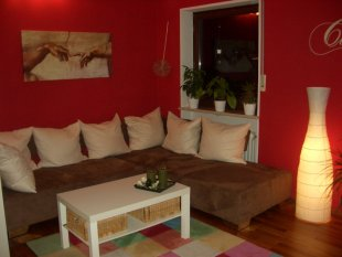 Wohnzimmer 2008