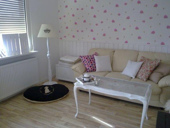 Wohnzimmer 'unsere neue Stuben'