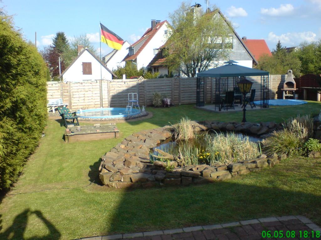 Pool schwimmbad 39 mein pool 39 garten zimmerschau for Garten pool 8 eckig