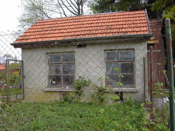 Hausfassade / Außenansichten 'Hühnerstall'