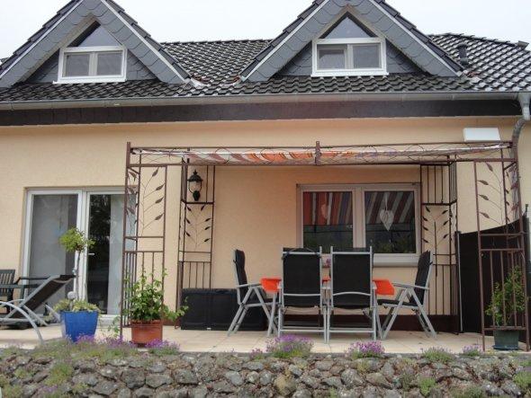 Terrasse / Balkon 'Platz zum Sonne tanken'
