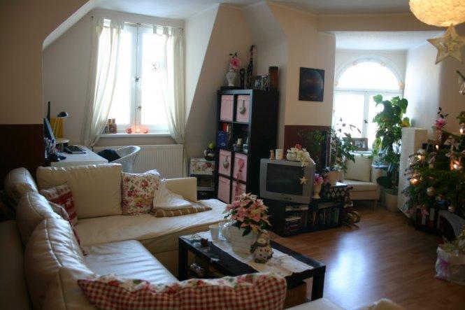 Wohnzimmer 'Weihnachts-Wohnzimmer'