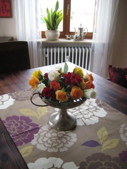 Deko von teddylein 11317 zimmerschau for Zimmer deko rosen