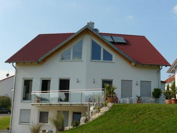 Hausfassade / Außenansichten 'Außenansichten'