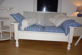 Tipp & Trick 'Erst Tisch ,dann Sofa:-))'